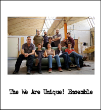 THE WE ARE UNIQUE! ENSEMBLE